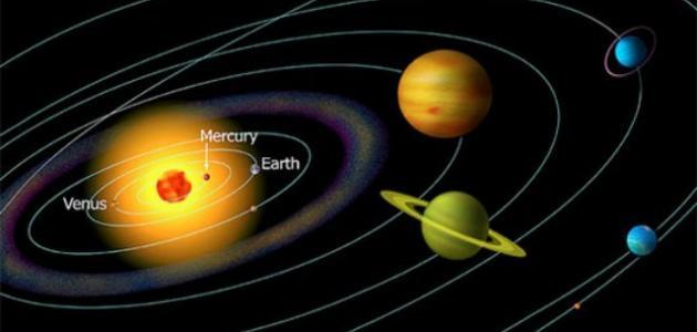 كيف تكونت الأرض والنظام الشمسي