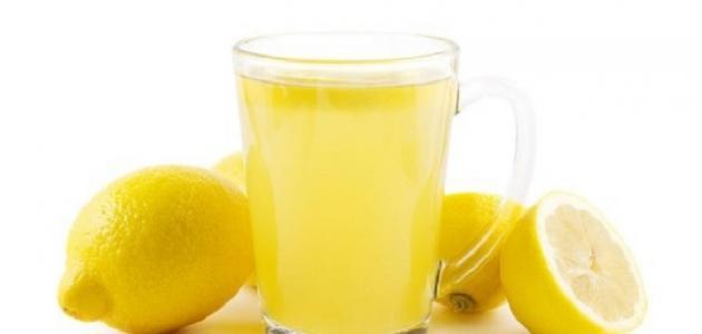 فوائد مغلي الليمون
