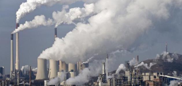 تلوث الهواء وأسبابه موضوع