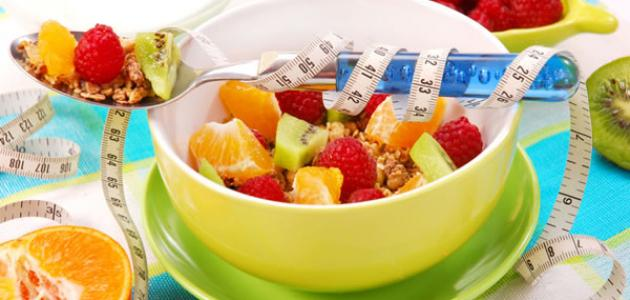 وصفة لحرق الدهون