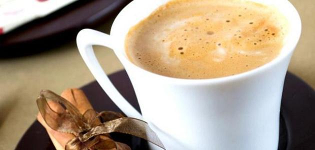 طريقة عمل قهوة اللوز