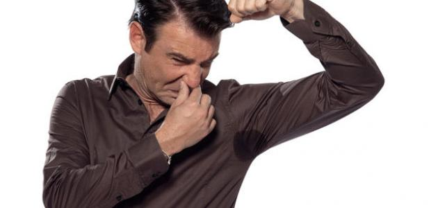 كيف أتخلص من رائحة العرق