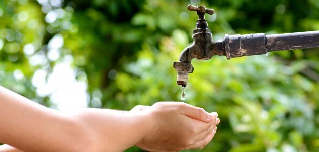 أهمية الماء وكيفية المحافظة عليه