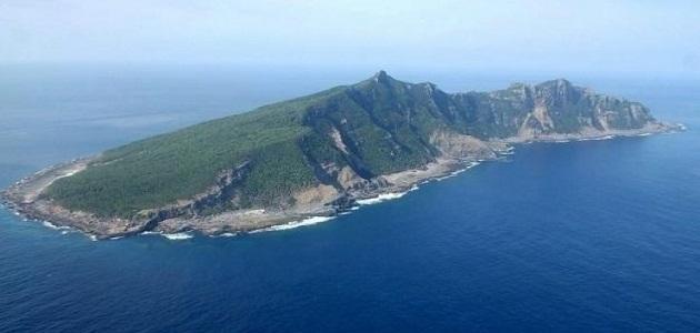 أين تقع جزيرة طنب الكبرى