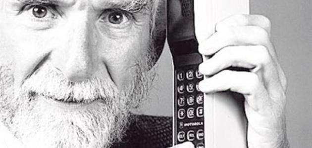 متى اخترع الهاتف