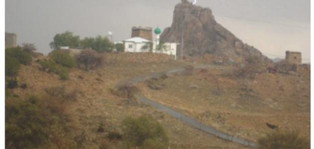 أين يوجد جبل غزوان
