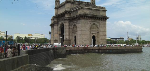 أين توجد مدينة بومباي