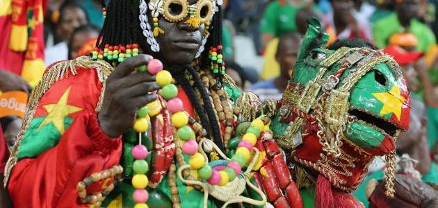 أين تقع بوركينا فاسو