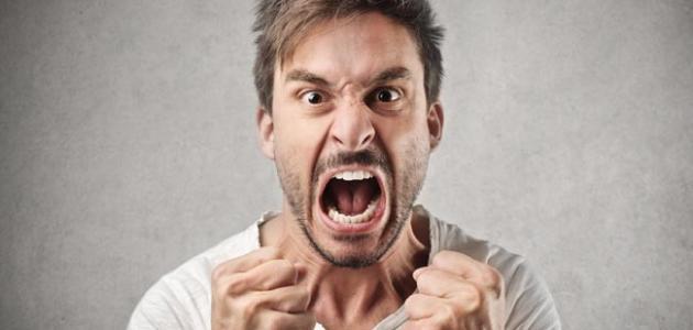 بحث عن الغضب