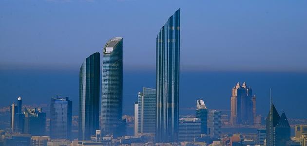 أبراج الاتحاد في أبو ظبي
