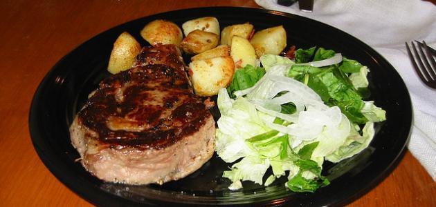 كيف أطبخ اللحم