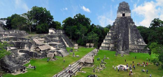 ما هي حضارة المايا - موضوع