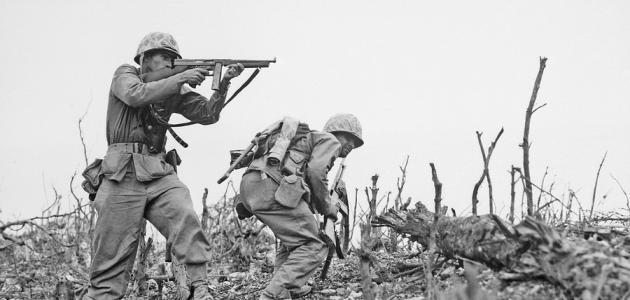ما هي أسباب الحرب العالمية الثانية