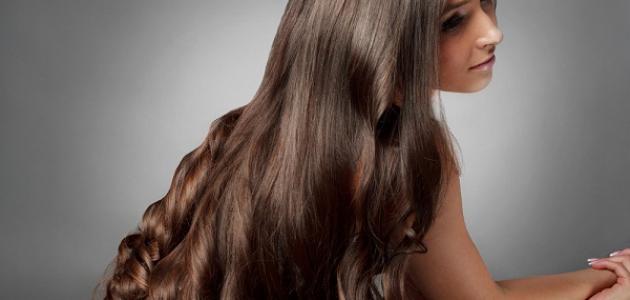 كيف ينمو الشعر بسرعة