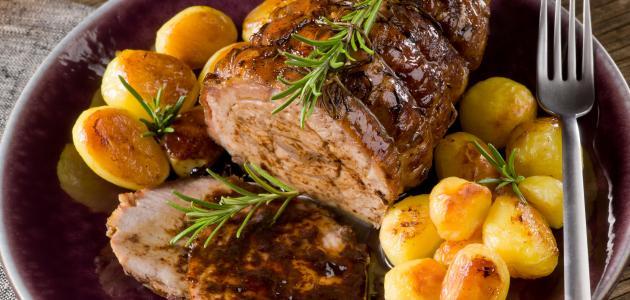كيفية طبخ لحم الغنم