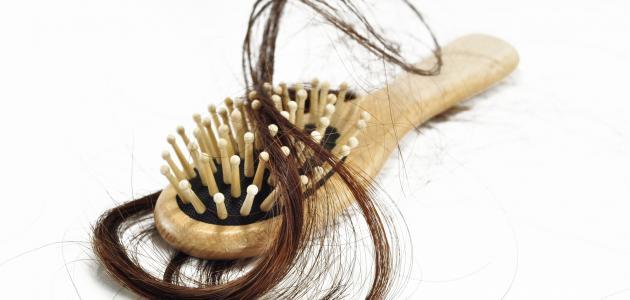 وصفات تساقط الشعر