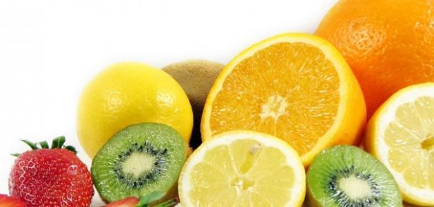 ما فوائد فيتامين C