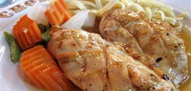 كيفية طبخ صدور الدجاج