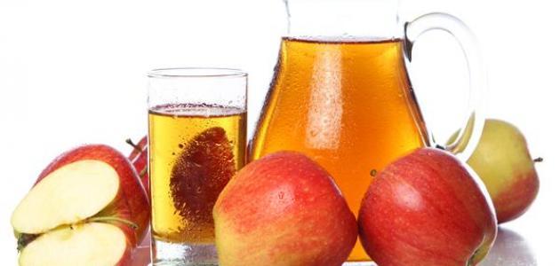 ما فوائد عصير التفاح