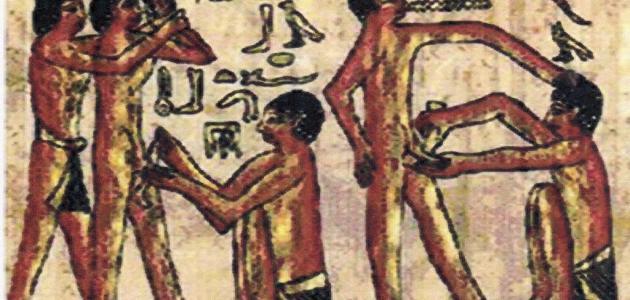 آثار مصر القديمة