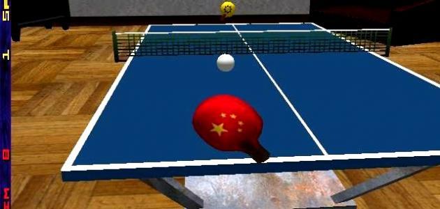 كيف تلعب كرة الطاولة