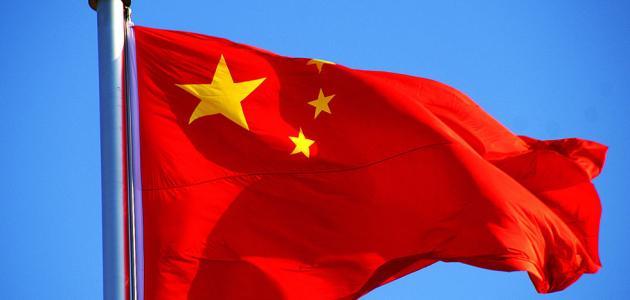 كم مساحة الصين