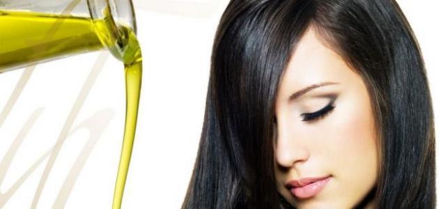 ما فوائد زيت الزيتون للشعر