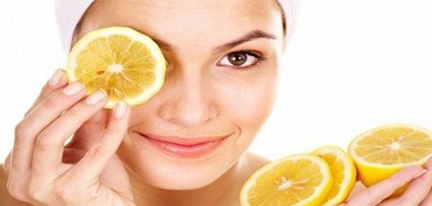 كيفية استخدام الليمون للبشرة