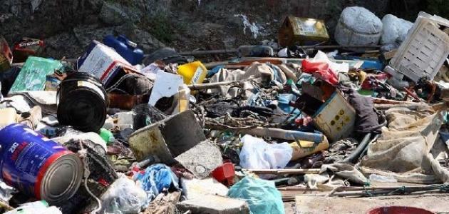 تعريف التلوث البيئي