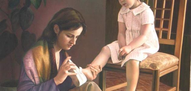 قصيدة عن الأم لأحمد شوقي