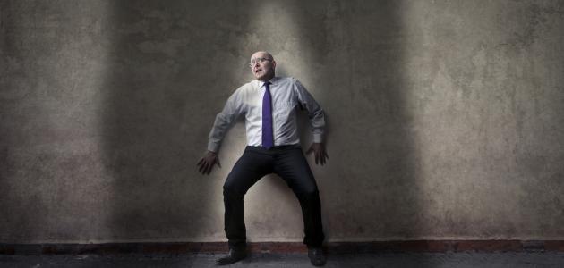 كيفية التخلص من الخوف