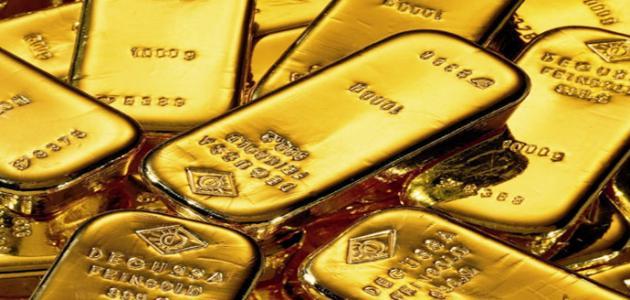 أين يتم إنتاج ثلث ذهب العالم