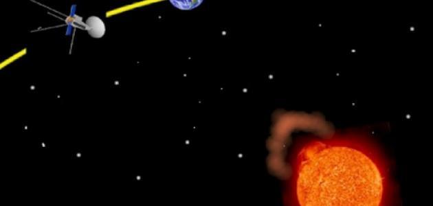 كيف تدور الأرض حول الشمس