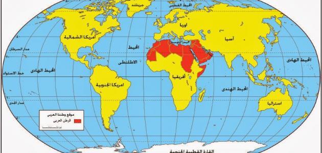 تعريف الموقع الجغرافي