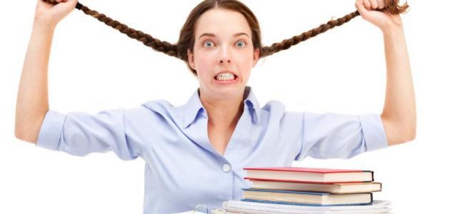 كيف تتخلص من توتر الامتحان