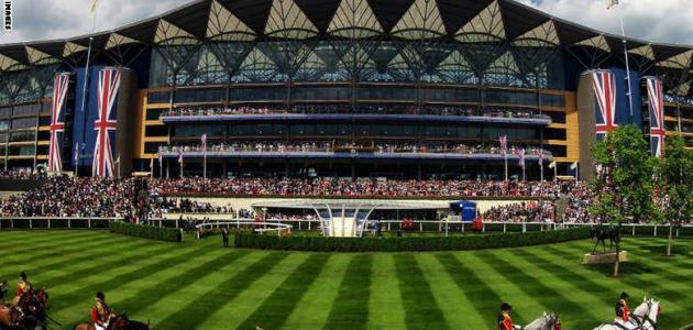 أين يوجد أكبر ميدان سباق للخيول في العالم