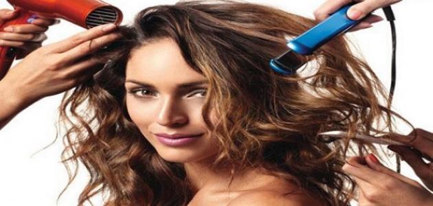 كيفية حماية الشعر من الرطوبة