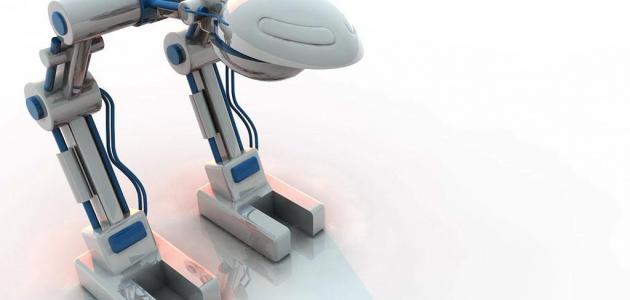 كيف تصنع روبوتاً بسيطاً