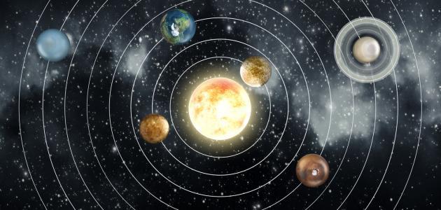 بحث عن المجموعة الشمسية pdf