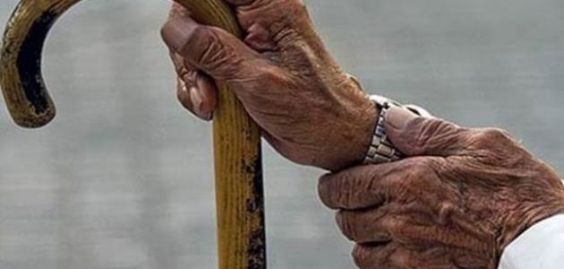 بحث عن دور المسنين