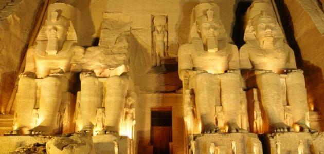 نتيجة بحث الصور عن معبد ابو سمبل