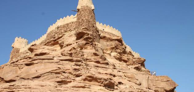 أين تقع قلعة زعبل