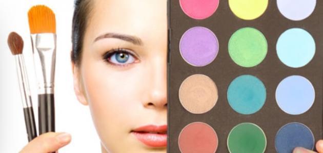 بحث عن فن التجميل