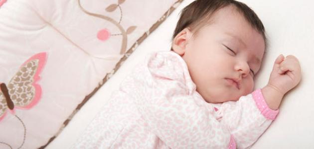كيف أساعد طفلي على النوم