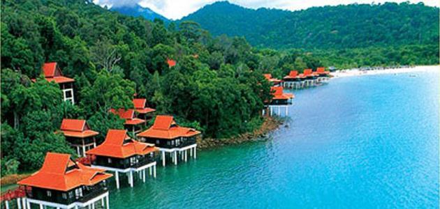 جزر في ماليزيا