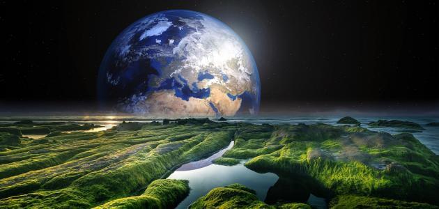 إن في خلق السموات والارض