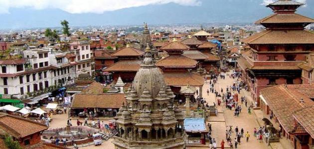 أين توجد نيبال