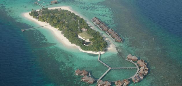 أين تقع جزيرة كيش