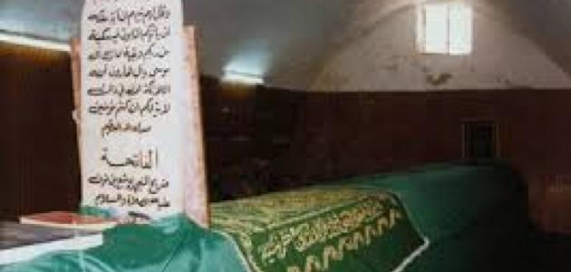 أين دفن النبي يوسف عليه السلام