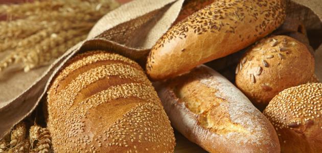 كم سعرة حرارية في خبز النخالة
